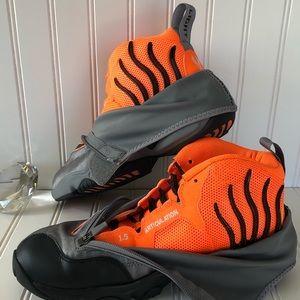 Nike Air Zoom Flight The Glove Orange Grey